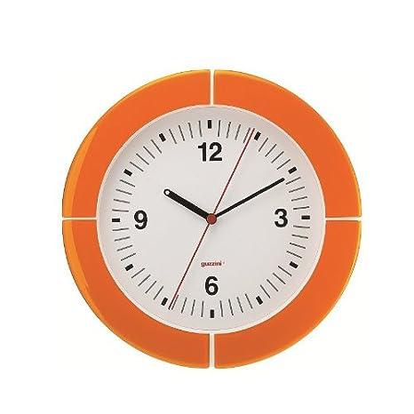 Guzzini 28950045 Arredo Orologio da Parete I-Clock: Furio Minuti ...