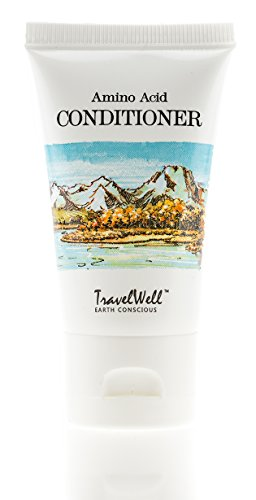 TRAVELWELL Landscape Series Hotel Toiletries Amenities Travel Size Guest Conditioner 1.0 Fl Oz/30ml, Individually Wrapped 50 Tubes per Box by Travelwell (Image #1)