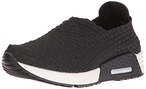 Bernie Mev Women's Best Gem Fashion Sneaker Black