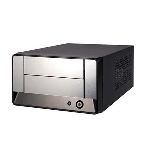 Apex MI-100 4BAY Desktop Blk/Silver 250W ATX12V Mitx