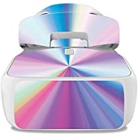 Skin For DJI Goggles – Rainbow Zoom | MightySkins Protective, Durable, and Unique Vinyl Decal wrap cover | Easy To Apply, Remove, and Change Styles | Made in the USA
