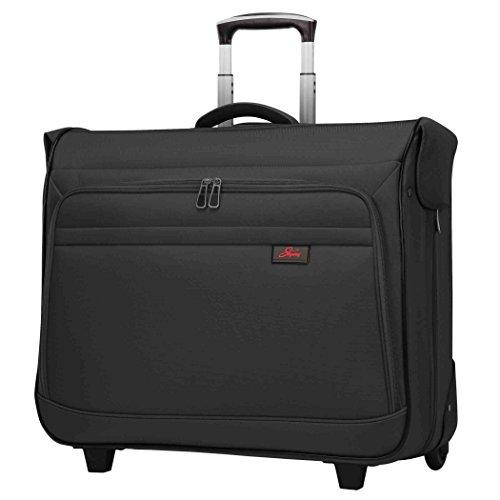 Inch 2 Wheeled Garment Bag, Black ()