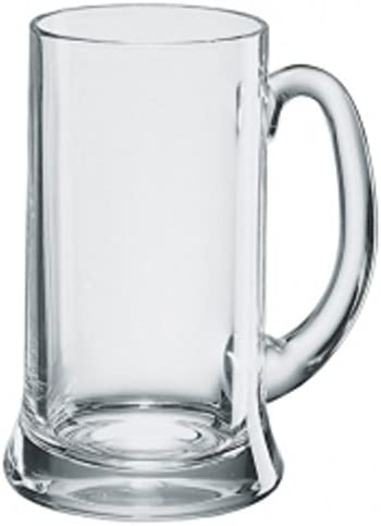 Jarra de cerveza, Icon 1 cerveza, 20 oz (580 ml), H160mm: Amazon.es: Hogar