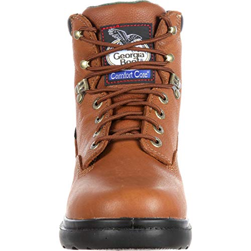 Pictures of Georgia Farm and Ranch Waterproof Boots G6503 Briar Brown 6