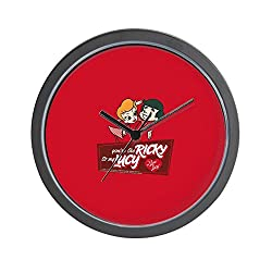 CafePress - You're The Ricky to My Lucy - Unique Decorative 10 Wall Clock