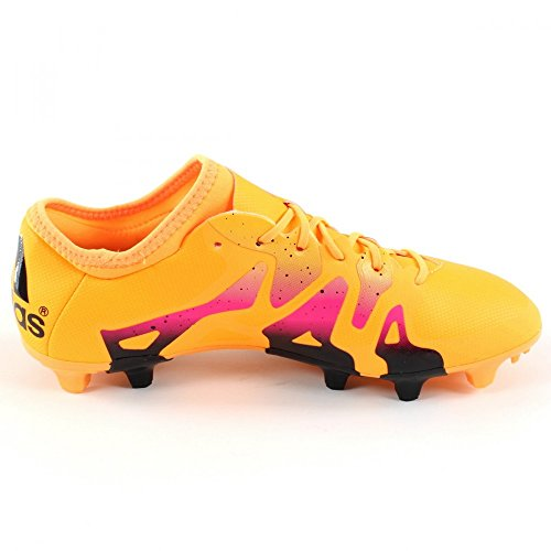 Homme Orange de AG 2 adidas Football X15 FG Chaussures xC80Wa7wq