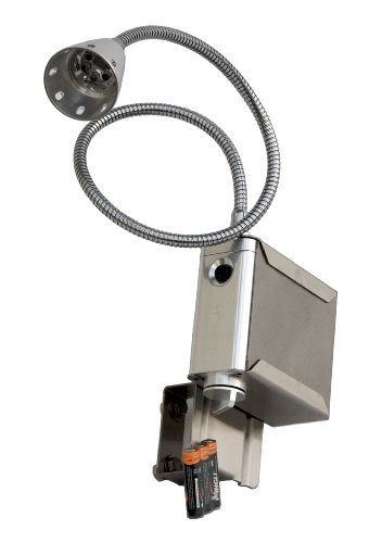 Solaire Stainless Steel Battery-Operated Light for Solaire Grills, with Mounting Bracket by Solaire