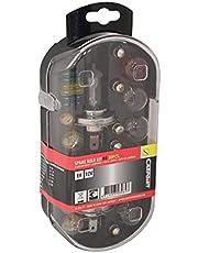 """H4 professionele reservelampenbox """"longlife"""". 30-delige set autolampen en zekeringen."""