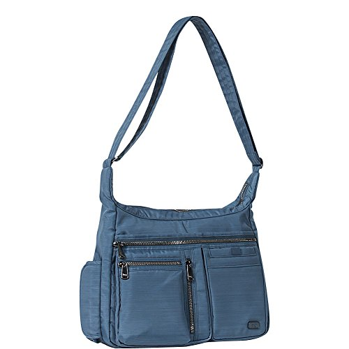 Lug Cross Women's Double Navy Brushed Body Dutch Bag RqapZwRv