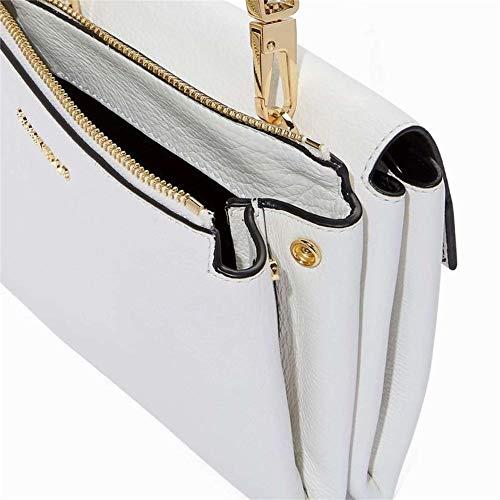 Coccinelle Dd555b701 Dd555b701 Coccinelle White Mujer Bolsa Bolsa 0zR01rU