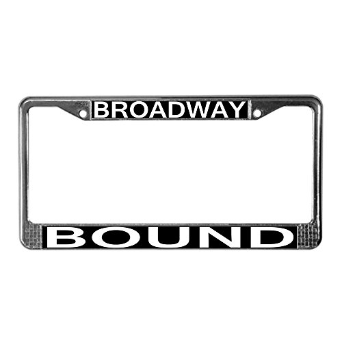 nyc license plate frame - 7