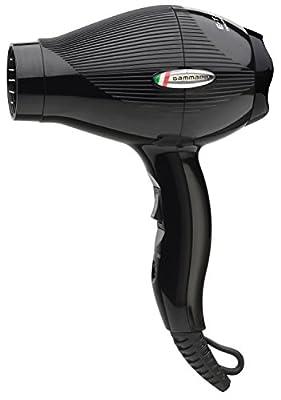 Gammapiu ETC Travel Hair Dryer - Professional Hair Dryer for Travel - Duel Voltage US and European Hair Dryer