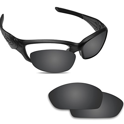 Fiskr Anti-saltwater Replacement Lenses for Oakley Straight Jacket 2007 Sunglasses - Various Colors by Fiskr