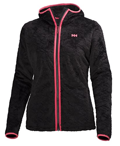 Helly Hansen Women's Precious Fleece Jacket, Black, Medium