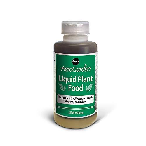 AeroGarden Liquid Nutrients (3 oz) (Renewed)