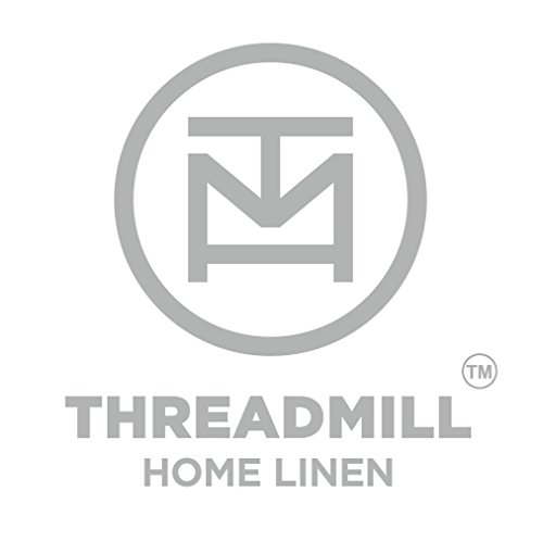 Threadmill Home Linen 800 Thread Count 100% ELS Cotton Sheets Set of 2 King Pillowcases, Luxury Bedding, Smooth Sateen, Blue by by Threadmill Home Linen (Image #1)