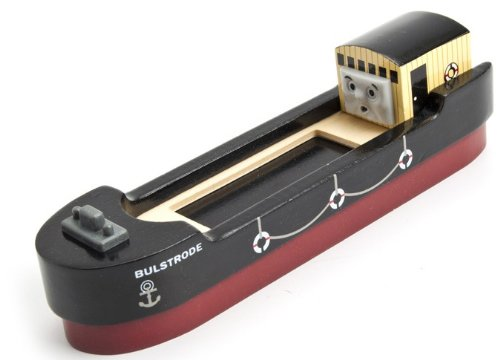 Thomas & Friends Accessories (Thomas & Friends Wooden Railway Train - Bulstrode - Loose Brand New by Learning Curve)