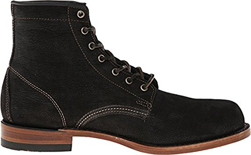 Black 5 Leather Suede Mens Arkansas D 7 Mid M FRYE Boot wpAPZOqOx