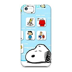Iphone Case - Tpu Case Protective For Iphone 5c- Snoopy