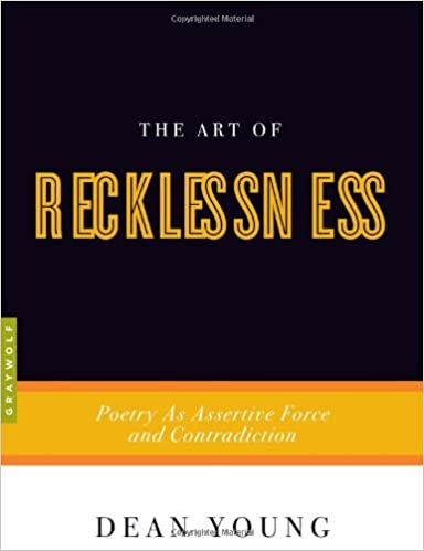 Art of Recklessness, The