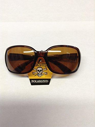 Calcutta BC1TORTA Boca Chica Sunglasses Ladies Tortoise Frame, - Sunglasses Chicos