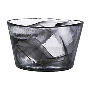 Amazon.com   Kosta Boda Mine, Large Bowl, Black