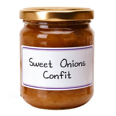 Sweet Onions French Confit by L'Epicurien, France, (French Onion Seasoning)
