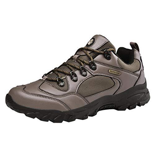 Chenang Wanderschuhe Herren Wasserdicht Damen Wanderschuhe Atmungsaktive Turnschuhe Sportlich Bequem Outdoor Wandern Wandern Trekking rutschfeste Schuhe für Unisex