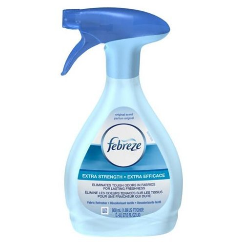 Febreze Extra Strength Fabric Freshener Original Scent Spray Bottle 27 Oz by Febreze