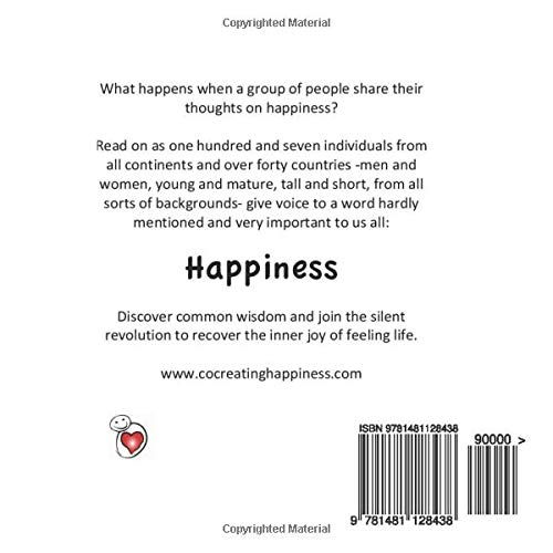 Cocreating Happiness: Stories from Around the World: Amazon ...