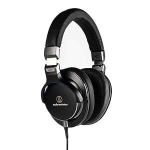 Amazon.com: Audio-Technica ATH-MSR7BK SonicPro Over-Ear