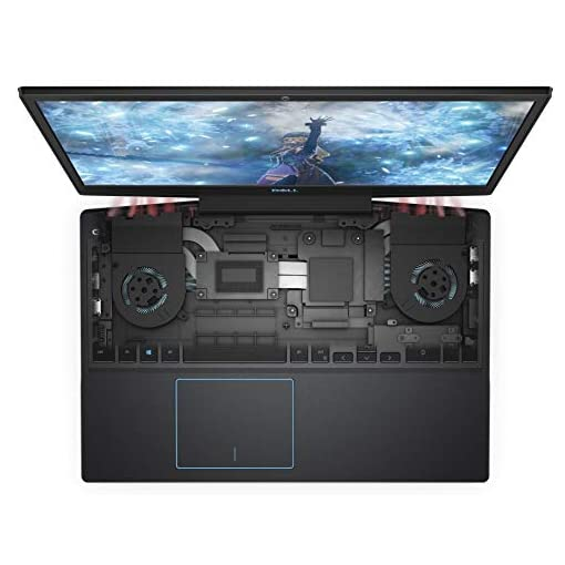 Dell G3 15 3000 15.6-inch FHD Anti-Glare LED Gaming Laptop – Intel Core i7-9750H, 8 GB RAM, 256 GB SSD + 1 TB HDD, NVIDIA GeForce GTX 1660Ti with 6 GB GDDR6, Fingerprint Reader, Windows 10 Home