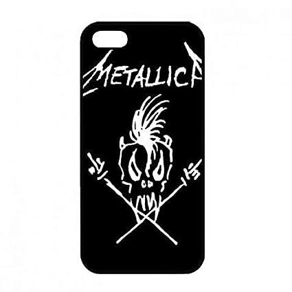 coque iphone 8 metallica