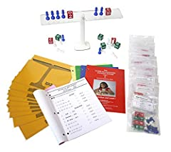 Hands-On Equations is a manipulatives-based instructional system that can be used with any math curriculum to provide students in grades 3 and up with a concrete introduction to algebraic linear equations. It uses the visual and hands-on inst...