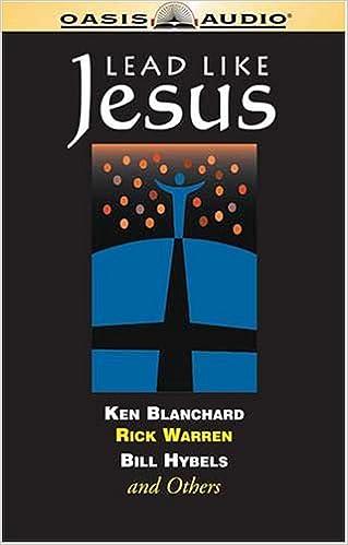 Jesus book like lead