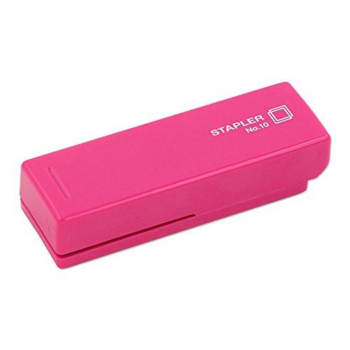 Midori CL Compact Stapler III Pink (35057006) Photo #4