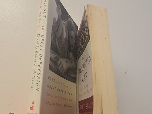 2 Volumes of Books on The Great Depression: 1) A.Shlaes' The Forgotten Man 2) R.S.McElvaine's Down and Out in the Great Depression