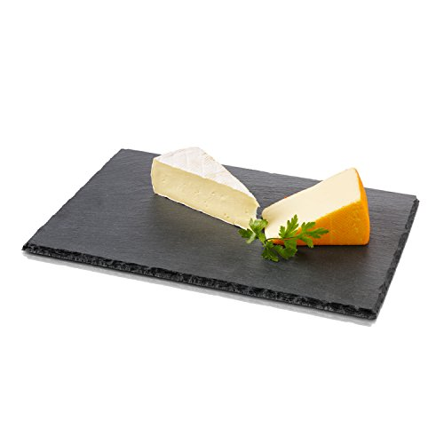 Boska Holland Monaco Collection Slate Cheese Board, 13 Inch by 9 - Cheese Board Collection