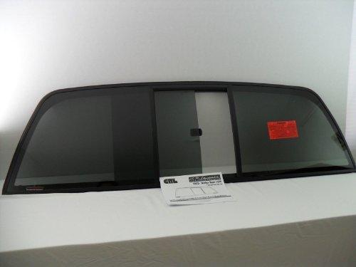Dodge Ram (1500 2500 3500 4500) 2&4 Door Pickup Sliding Back Window Slider Back Glass Manual DY90103PK4