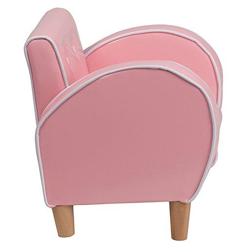 20.75'' Kids Pink Chair (1 Chair) - FF-HR-15-GG