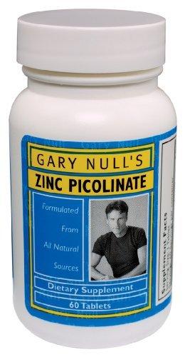 Zinc Picolinate 25mg 60T