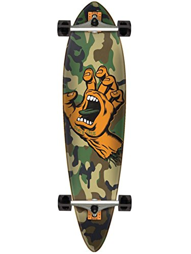 Hand Camo Cruiser Skateboard 9.58