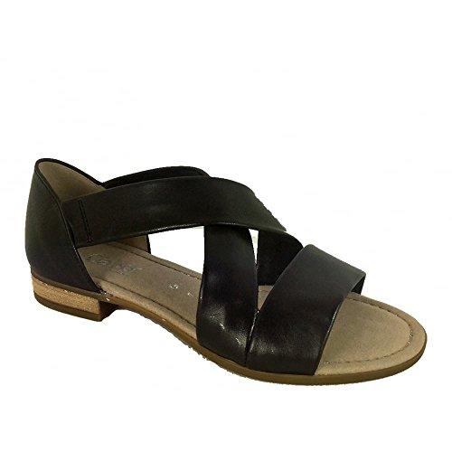 Gabor Sweetly Sandal 62.761 Black