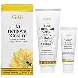 GIGI Hair Removal Cream with Balm for Bikini & Legs