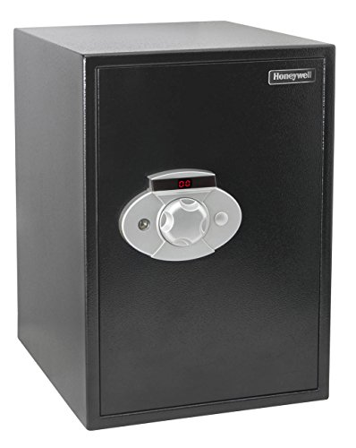 Honeywell Safes & Door Locks 5207 Security Safe with Digital Dial Lock, 2.7 Cubic feet, - Door Floor Safe