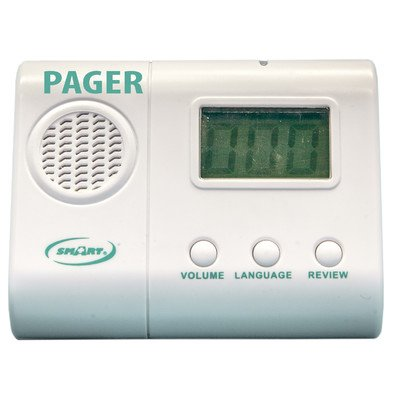 Smart Caregiver Pager for Economy Central Monitoring Unit