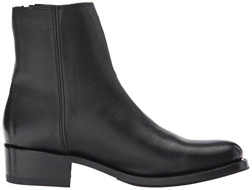US Grain Demi Soft Polished 6 Black FRYE Bootie Boot Full Zip Women's M Uxqz7