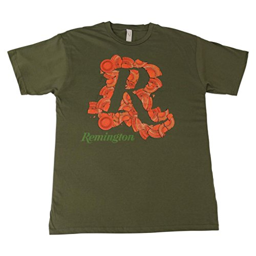 (Remington Men's Clay Pigeon Logo Short Sleeve T-shirt)