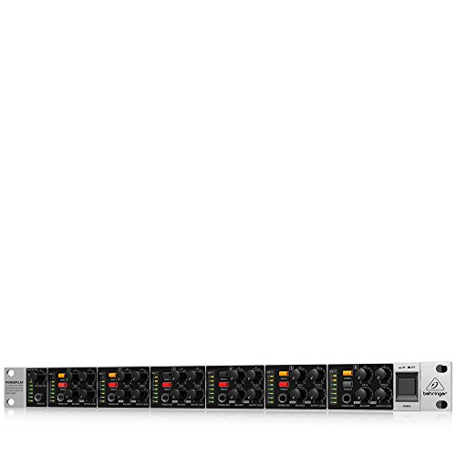 - BEHRINGER POWERPLAY HA6000