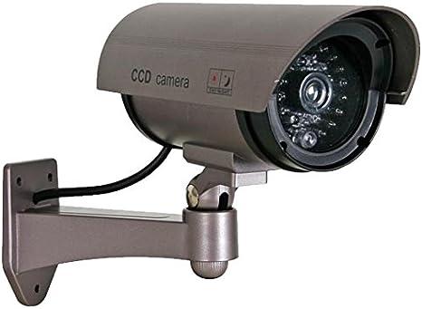 Opinión sobre Velleman CAMD7N - Cámara de vigilancia (250 g, 80 x 80 x 170 mm)